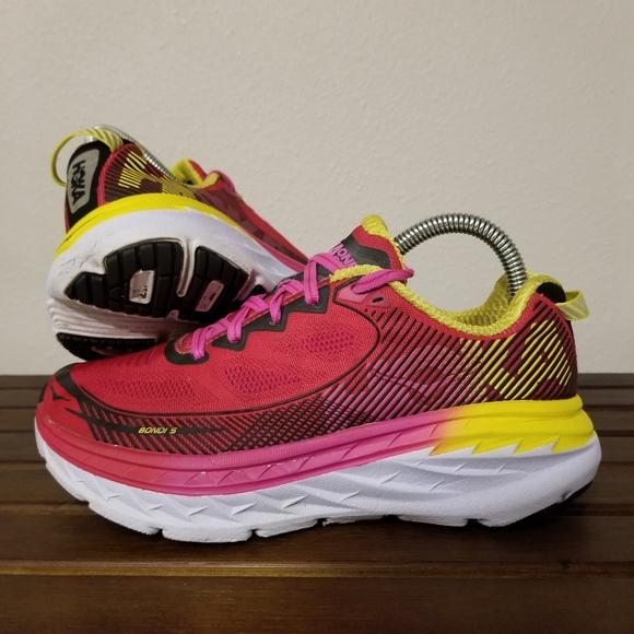 Hoka One One Shoes   Challenger Bondi 5